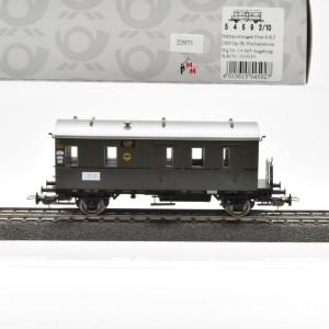 Piko 54592/10 Bahnpostwagen DBP, Ep.III, Wechselstrom, (22973)