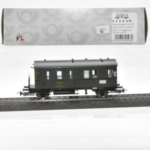 Piko 54593/10 Bahnpostwagen DRP, Ep.IIc, Wechselstrom, (22914)