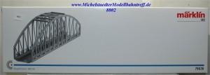 (Neu) Märklin 74636 Bogenbrücke 360mm,