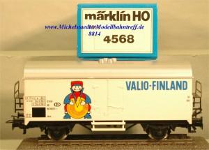 """Märklin 4568.1 Kühlwagen """"Valio-Finland"""", (8814)"""