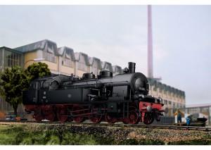 (Neu) Märklin 55073 Dampflok BR 78, DB, Ep.IIIa,