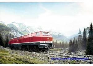 (Neu) Märklin 55320 Spur 1 Diesellok V 320, DB, Ep.III,