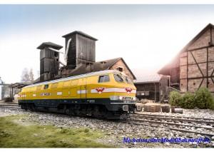 (Neu) Märklin 55326 Spur 1 Diesellok V 320, Wiebe, Ep.VI,