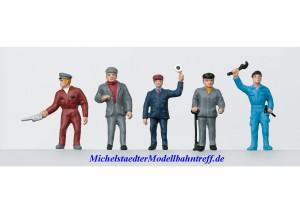 (Neu) Märklin 56405 Spur 1 Figurengruppe Bahnpersonal,