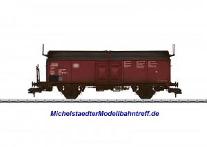 (Neu) Märklin 58252 Schiebedachwagen, DB, gealtert,