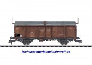 (Neu) Märklin 58375 Schiebedachwagen, DB, Ep.III,
