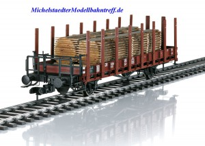 (Neu) Märklin 58490 Niederbordwagen R 10, DB,