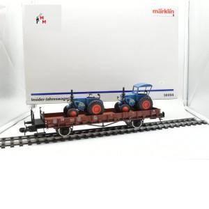 Märklin 58494 Spur 1 Insider Jahreswagen 2002, (23257)
