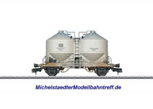 (Neu) Märklin 58615 Staubsilowagen, DB, gealtert,