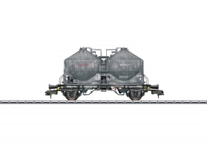 (Neu) Märklin 58626 Staubsilowagen DB, Ep.III,