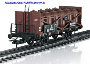 """(Neu) Märklin 58724 Spur 1 Säuretopfwagen """"Degussa"""", DB, Ep.III,"""