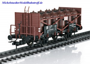 """(Neu) Märklin 58726 Spur 1 Säuretopfwagen """"VEB Eck Bitterfeld"""", DB, Ep.IV,"""