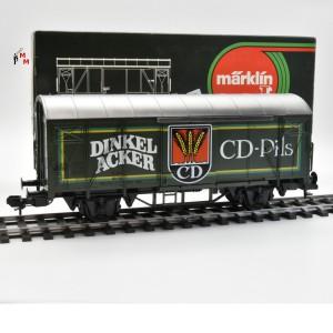 """Märklin 5886 Bierwagen """"Dinkelacker"""", (23252)"""
