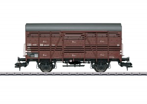 (Neu) Märklin 58902 Güterwagen, Viehtransport, DB, Ep.III,