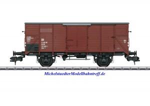 (Neu) Märklin 58946 Spur 1 Gedeckter Güterwagen der DR, Ep. IV,