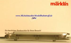 Märklin Z-001, Händler-Messepräsent 2011, (7494)