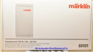 (Neu) Märklin 60101 Schaltnetzteil 100W,