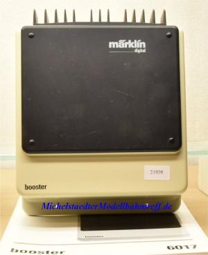 Märklin 6017 Booster, (21939)