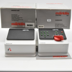 Märklin 6020/6035 Central Unit mit Control 80, (22823)