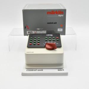 Märklin 6021 Control Unit, (22792)