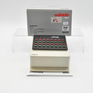 Märklin 6040 Keyboard, (22781)