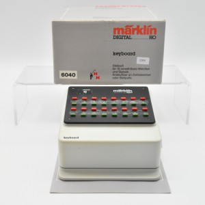 Märklin 6040 Keyboard, (22810)