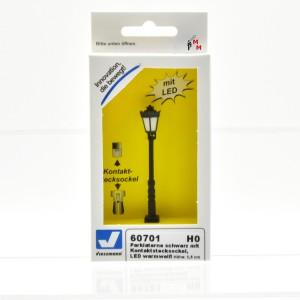 (Neu) Viessmann 60701 Parklaterne, LED warmweiß,