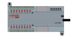 (Neu) Märklin 60883 Anschlussmöglichkeit L88 (Link s88),
