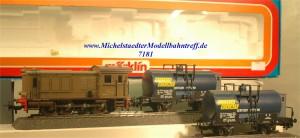 "Märklin 2842 Zugset ""Olio Fiat"" der FS, (7181)"