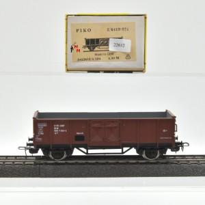Piko 5/6410-021 Offener Güterwagen der DR, (22612)