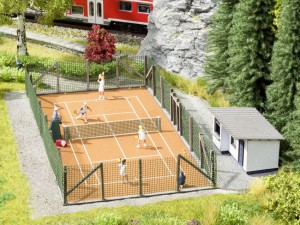 (Neu) Noch 65615 Themen-Set Tennisplatz,