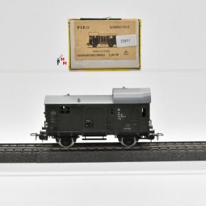 Piko 5/6605-010 Güterzugbegleitwagen der DR, (22611)