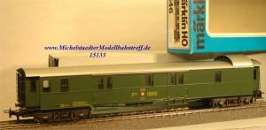 Märklin 4146.1 D-Zug-Gepäckwagen SBB, (15133)