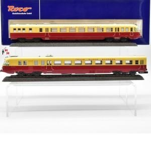 """Roco 69110 TEE Dieseltriebwagens """"Mediolanum"""" der FS, Wechselstrom, digital, (25779)"""