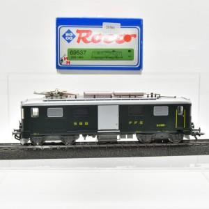 Roco 69537 elektrischen Gepäcktriebwagen der SBB, Wechselstrom, digital, (25763)