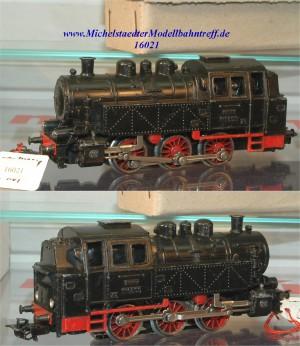 Märklin TM 800.4 Dampflok BR 80 DB, (16021)