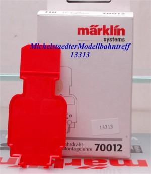 Märklin 70012 Fahrdraht-Montagelehre, (13313)