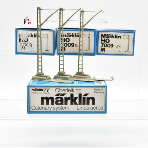 Märklin 7009.2 Oberleitungsmast ohne Isolator, (23180)
