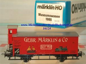 Märklin 4678/89701 Museumswagen 1989, (16124)