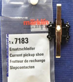 (Neu) Märklin 7183 Ersatzschleifer für Modell 3021,
