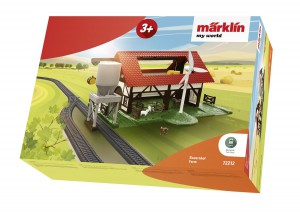 "(Neu) Märklin 72212 My World Themenpackung ""Bauernhof"","