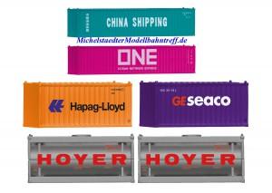 (Neu) Märklin 72453 Container-Set,