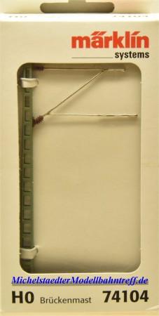 Märklin 74104 Brückenmast (5 Stück), (11566)