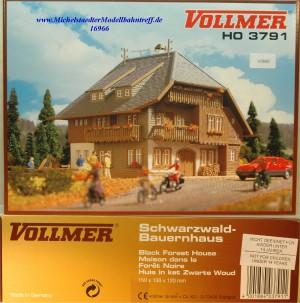 (Neu) Vollmer 3791 Schwarzwald Bauernhaus, (16966)