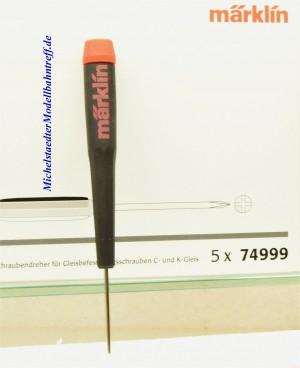 (Neu) Märklin 74999 Schraubendreher für K & C-Gleisschrauben,
