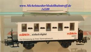 """Märklin 4107/93701 """"Märklin..einfach digital"""", (14109)"""