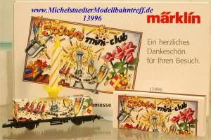 Märklin 8S2002 Spielwarenmesse 2002, (13996)
