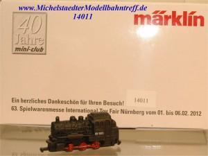 Märklin 8S2012 Spielwarenmesse 2012, (14011)