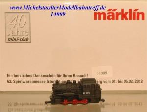 Märklin 8S2012 Spielwarenmesse 2012, (14009)