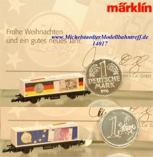 Märklin 8W2001 Gutes neues Jahr 2001, (14017)